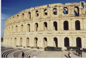 Amphitheatre of Thysdrus
