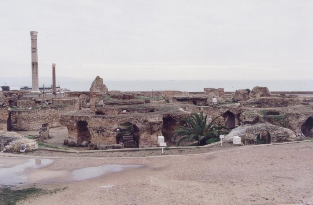 Antonine Baths Carthage (modern Tunis)