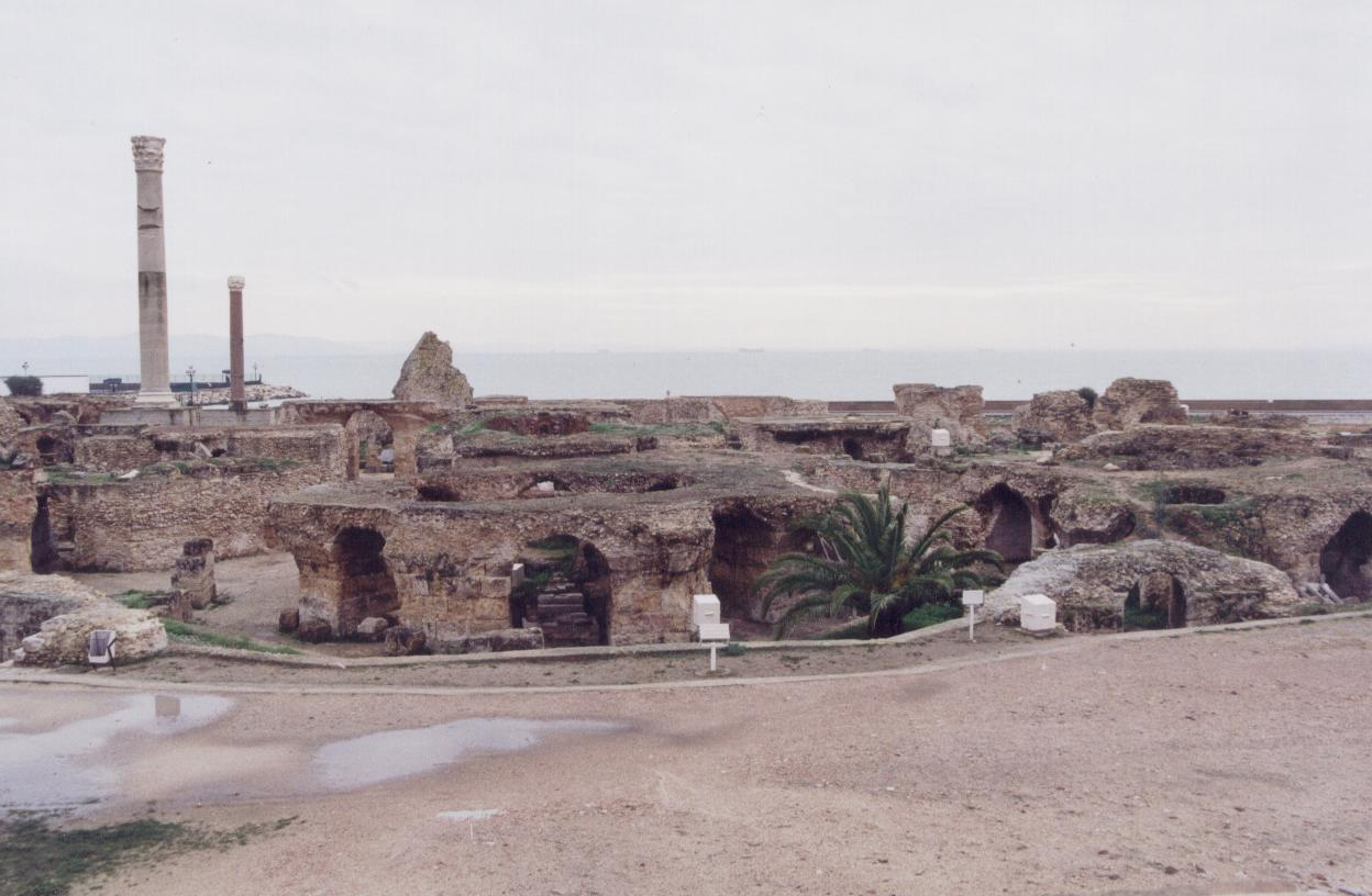 Antonine Baths Carthage (modern Tunis)