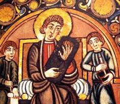 Anglo Saxon poet