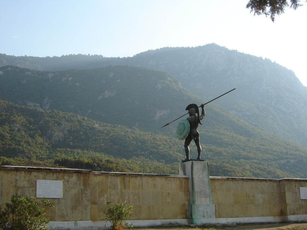 The Pass at Thermopylae