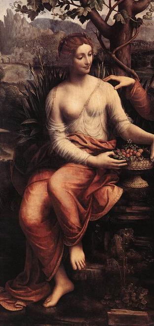 Pomona (Francesco Melzi, c. 1520)