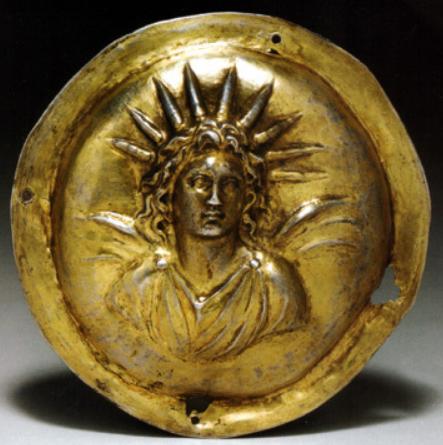 Helios - The Sun God