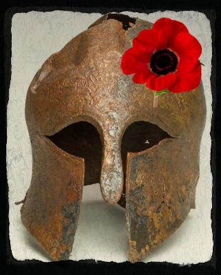 parchment helmet