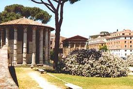 Forum Boarium and Temple of Hercules