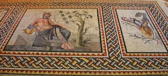 Zeugma Mosaic 1