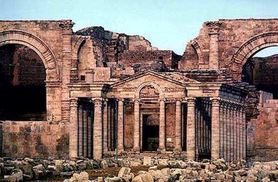 Hatra Temple