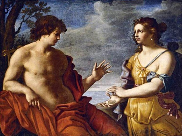 Apollo and the Sibyl