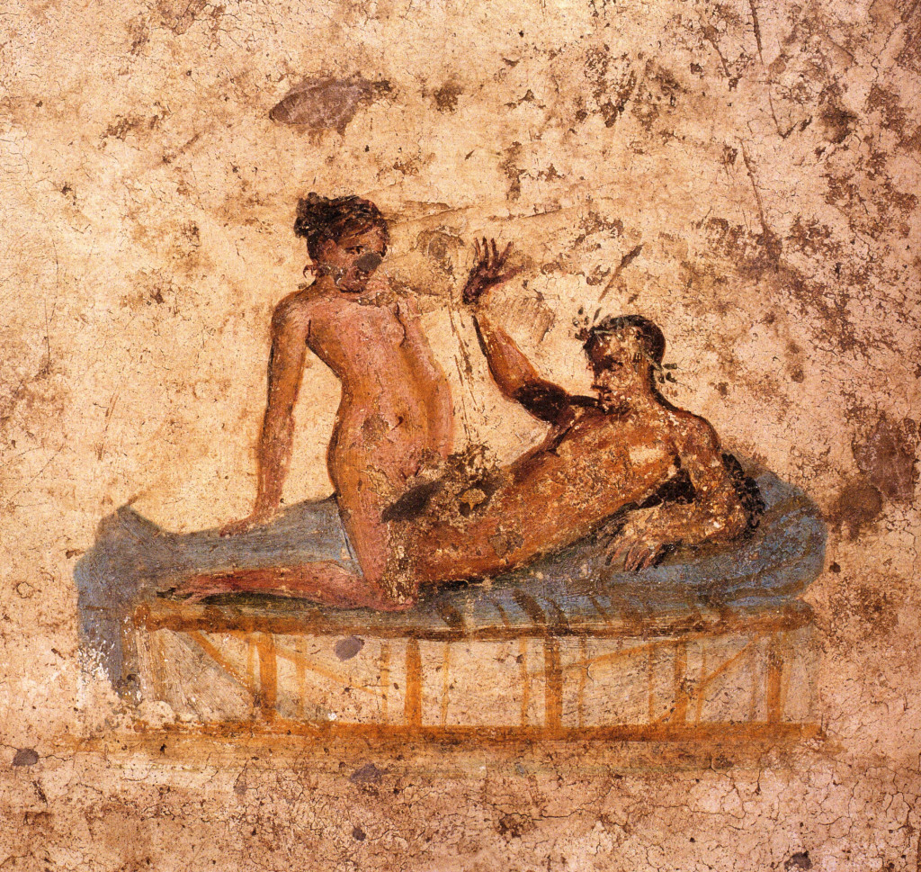 Nude_couple_in_bed__Roman_fresco_from_the_Casa_del_ristorante__room_f__western_wall__in_Pompeii__c__62-79_AD