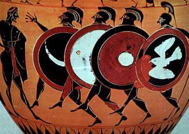 The Hoplite Race - Training for War?
