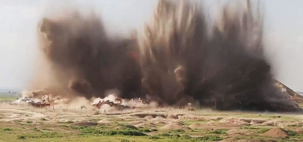 The Recent Destruction of Nimrud