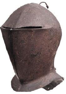Medieval Jousting helm