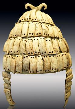 Mycenaean Boar's Tusk helm