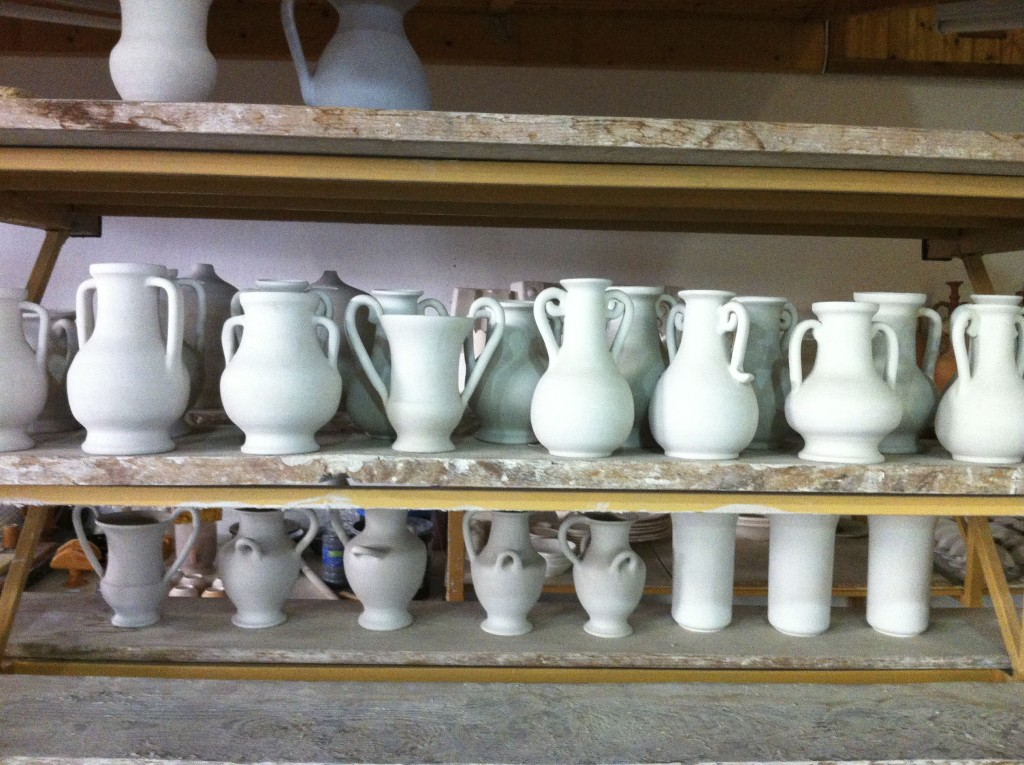 Ceramics ready for painting!