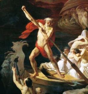 Acheron - The Ferryman