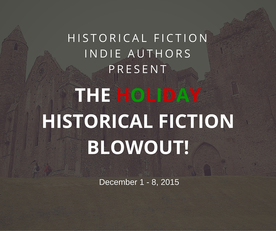 historical fiction promotion facebook banner