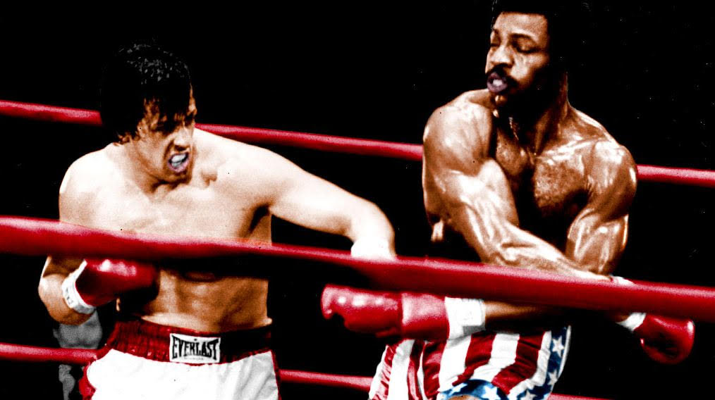 Rocky I - Rocky vs. Apollo Creed
