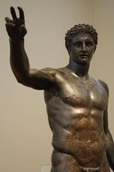 The Antikythera Youth - Possibly from an Argive School