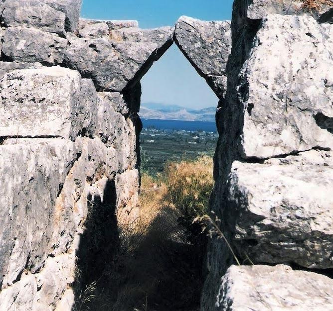 Hellinikon interior corridor