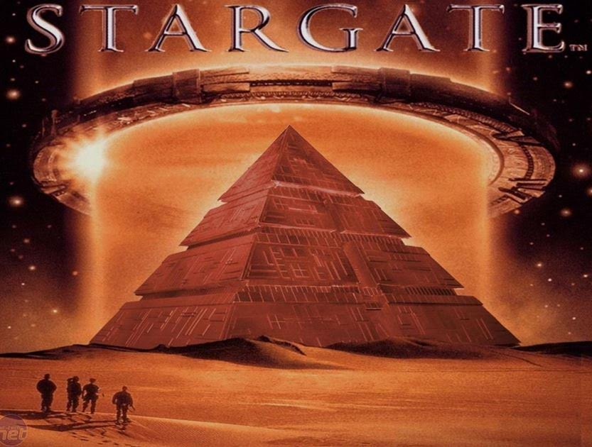 Pyramids in the Movies - Remember Stargate?