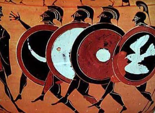 The Hoplite Race