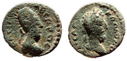 King Abgar of Osrhoene and Commodus