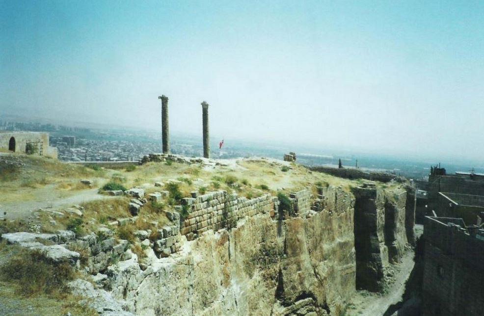 Ruins of Edessa