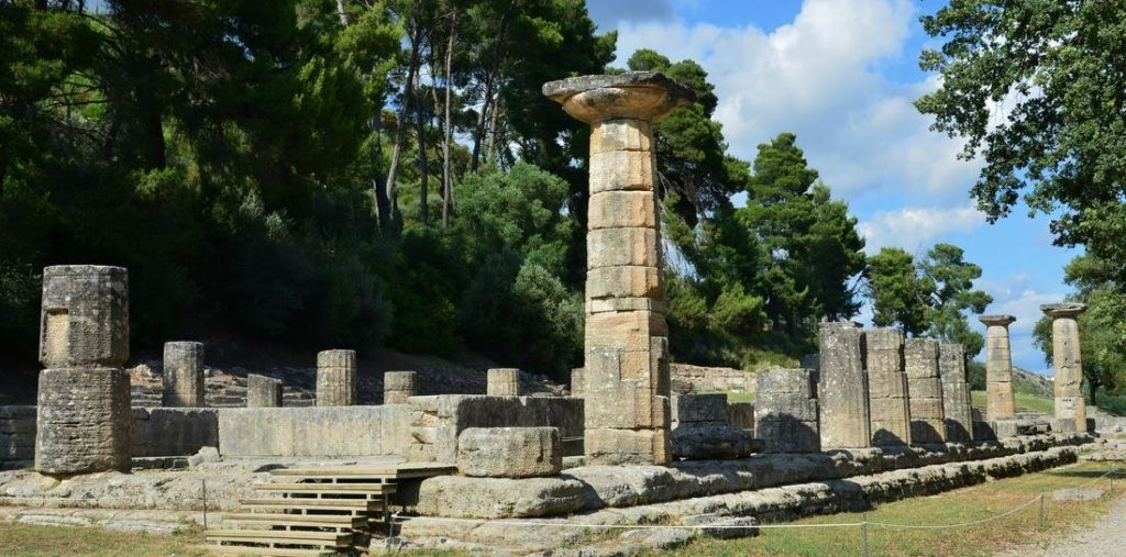 The Temple of Hera