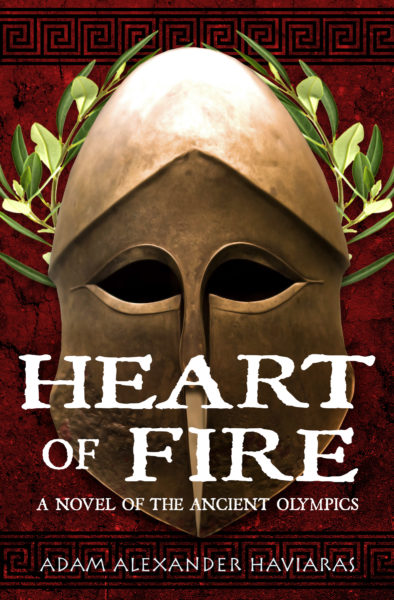 Heart of Fire – A Novel of the Ancient Olympics
