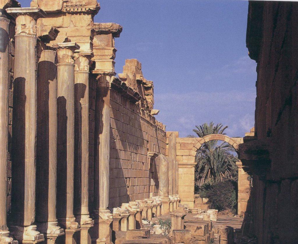 The Severan Basilica