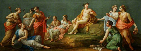 apollo-and-the-muses