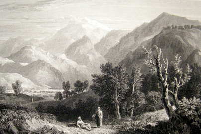 Mt. Helicon - 1829