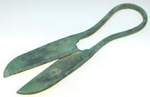 Roman shears