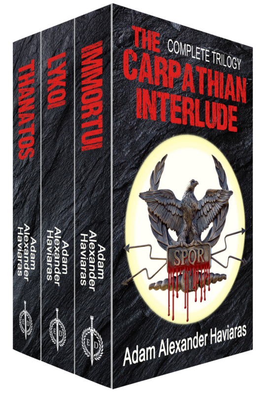 The Carpathian Interlude – Complete Trilogy Box Set