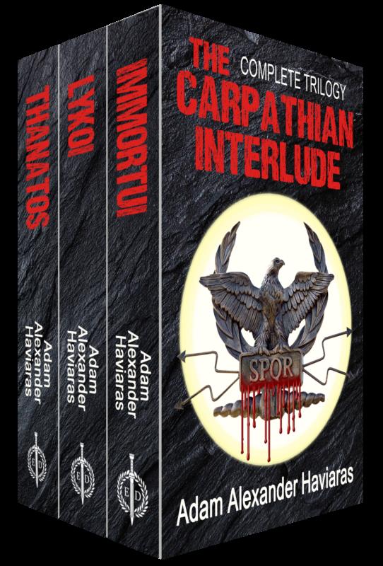 The Carpathian Interlude – Complete Trilogy Box Set